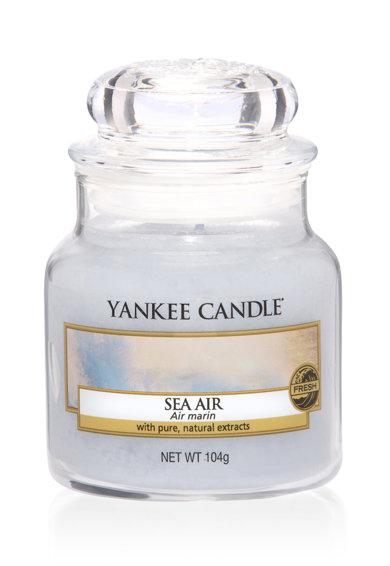 Lumanare parfumata mica in borcan Sea Air de la Yankee Candle