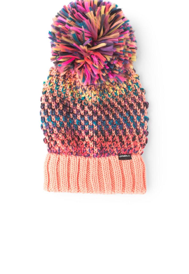 O'Neill – Caciula elastica tricotata din amestec de lana cu ciucure Crescent de la ONeill