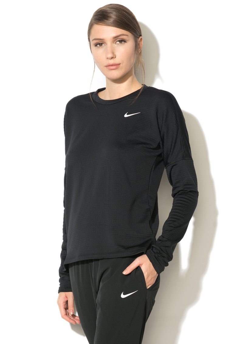 Bluza sport Therma de la Nike