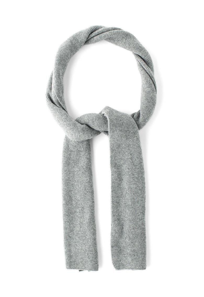 Fular gri din amestec de lana de la United Colors of Benetton 1040D0402-507