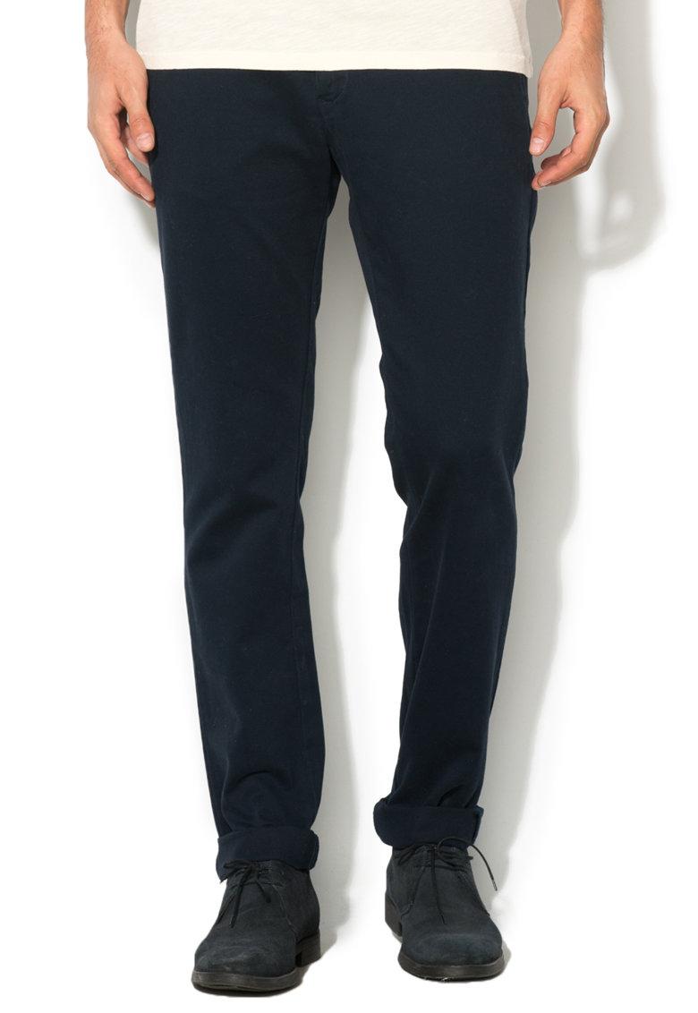 United Colors Of Benetton Pantaloni slim fit bleumarin