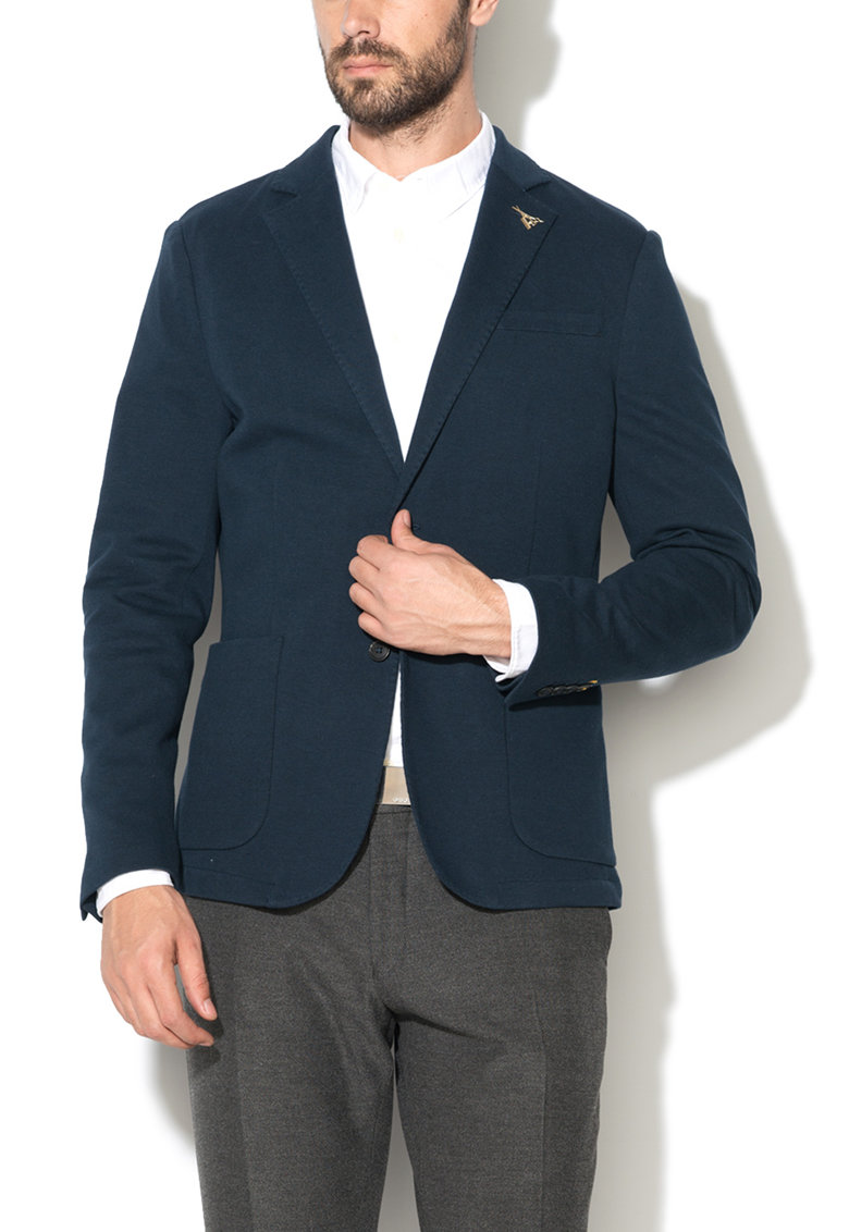 Selected Homme Sacou bleumarin Mathias