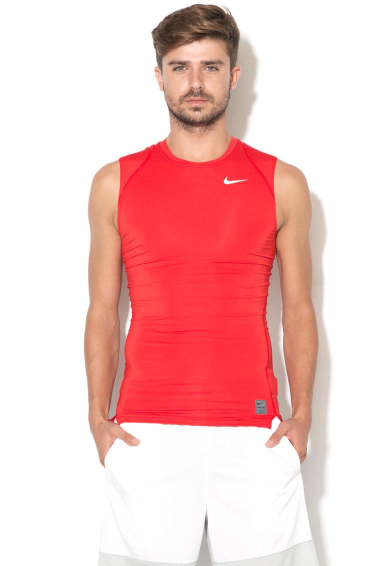 Nike Tricou fara maneci pentru antrenament Pro Compression