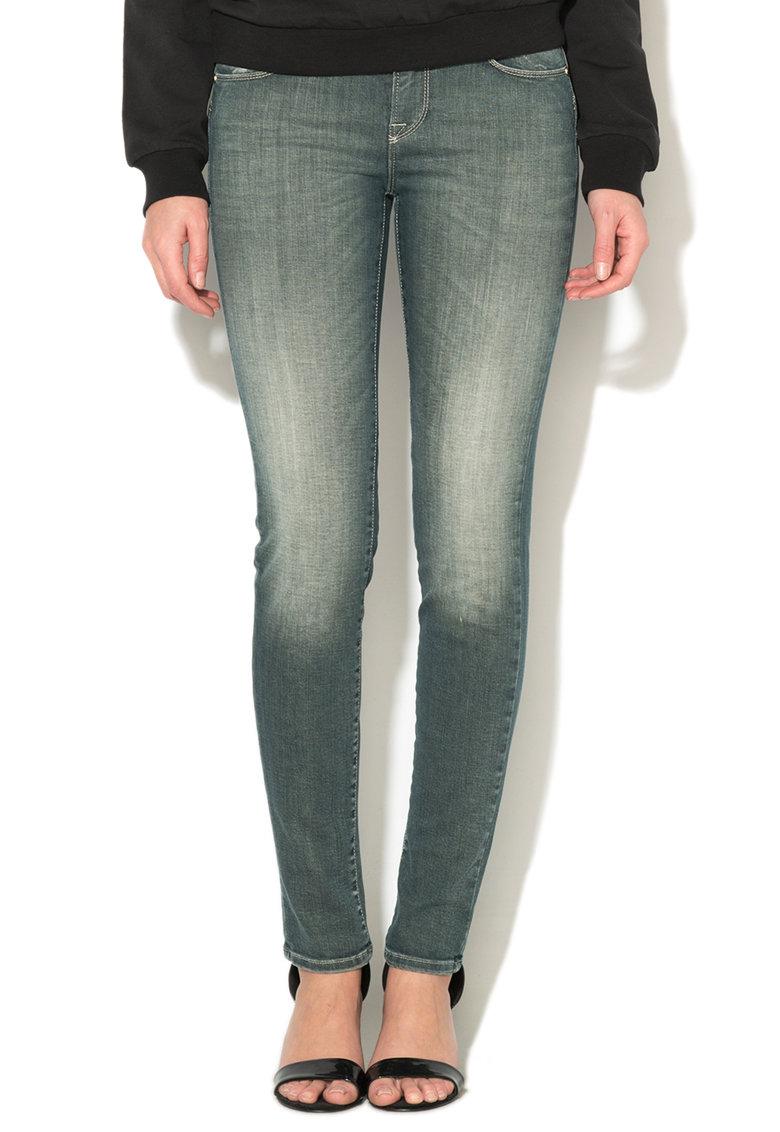Met Jeans Jeansi skinny gri albastrui Colly