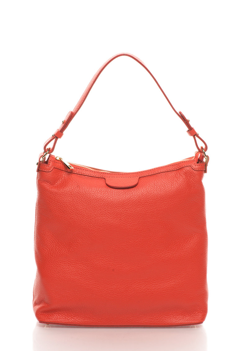 Zee Lane Collection Geanta hobo corai de piele