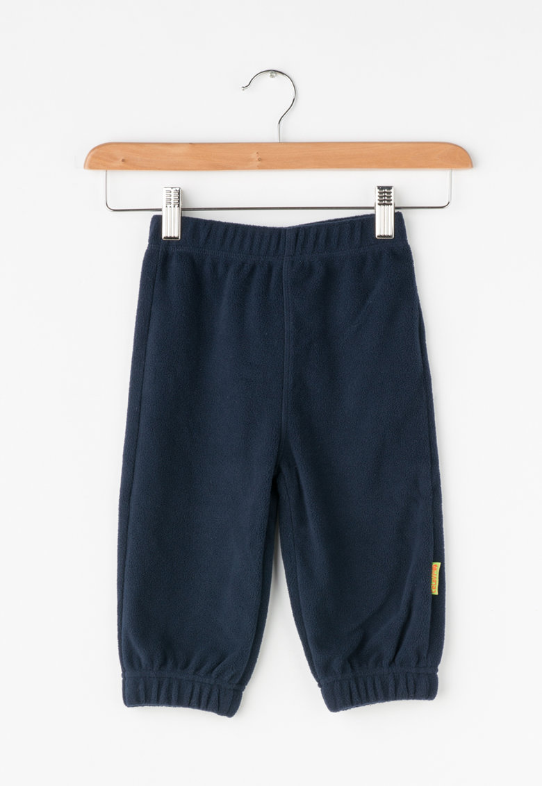 Pantaloni bleumarin inchis din fleece