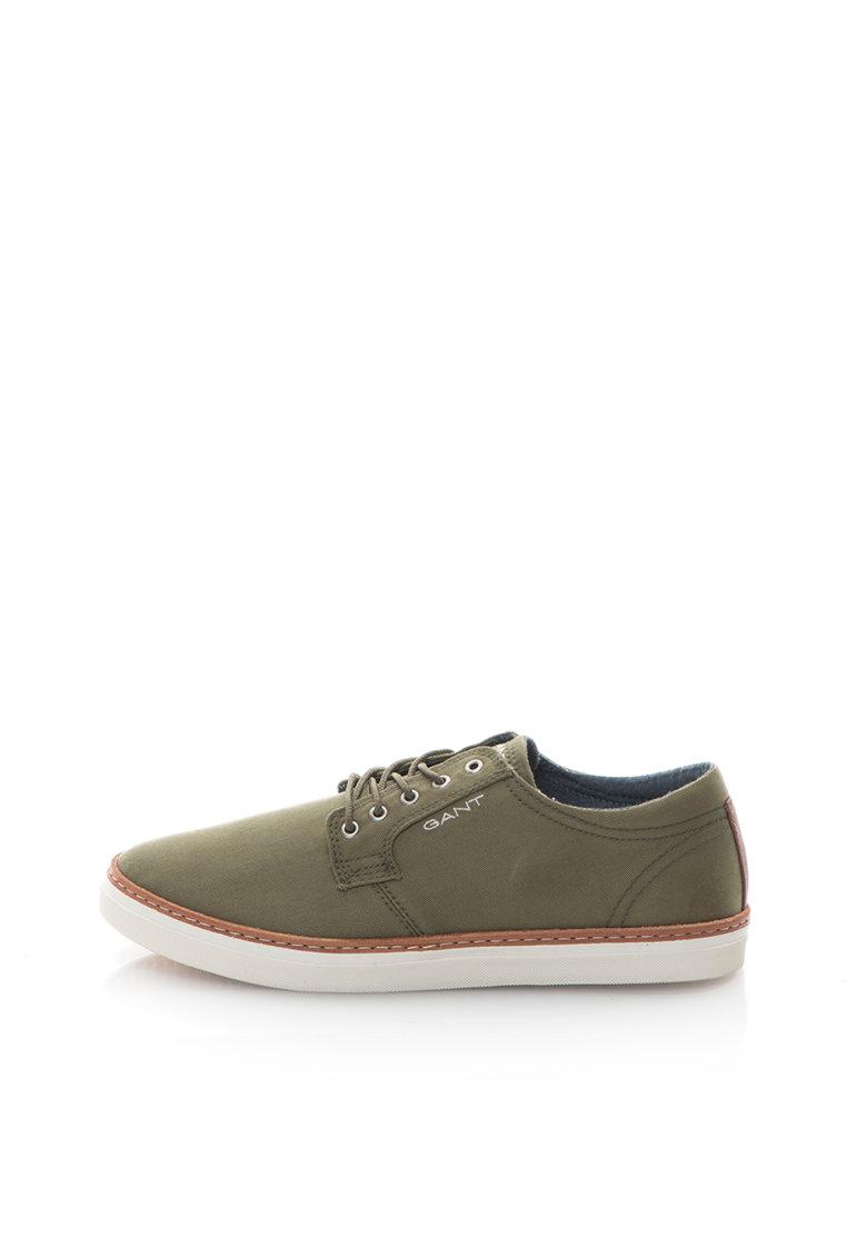 Gant Pantofi casual verde militar Bari