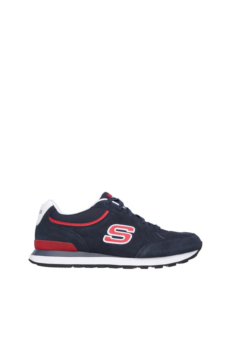 Pantofi sport  Og 82 Suede pentru barbati – Navy/Red Skechers