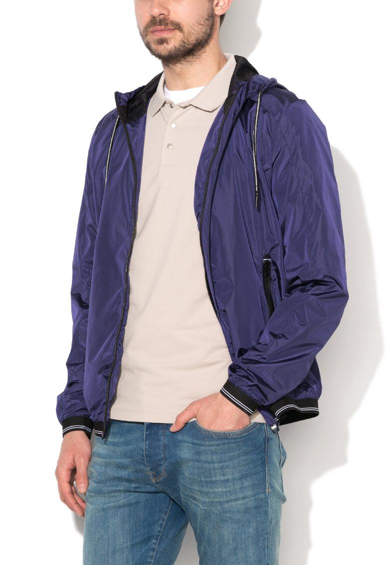Jacheta usoara violet inchis