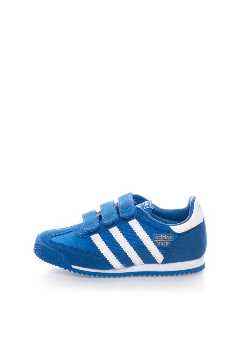 adidas Originals Tenisi albastru cu alb Dragon