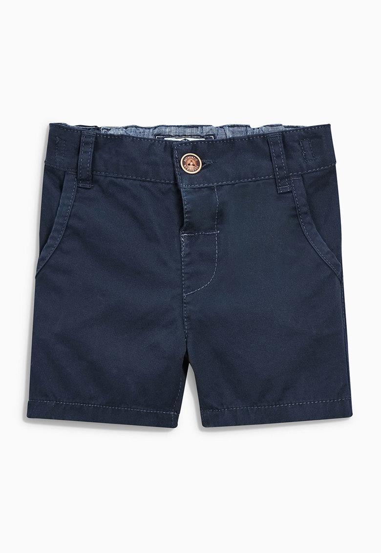 NEXT Pantaloni scurti chino bleumarin