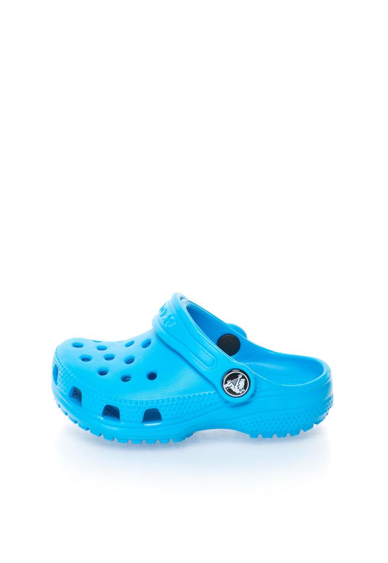 Crocs Saboti slingback albastri