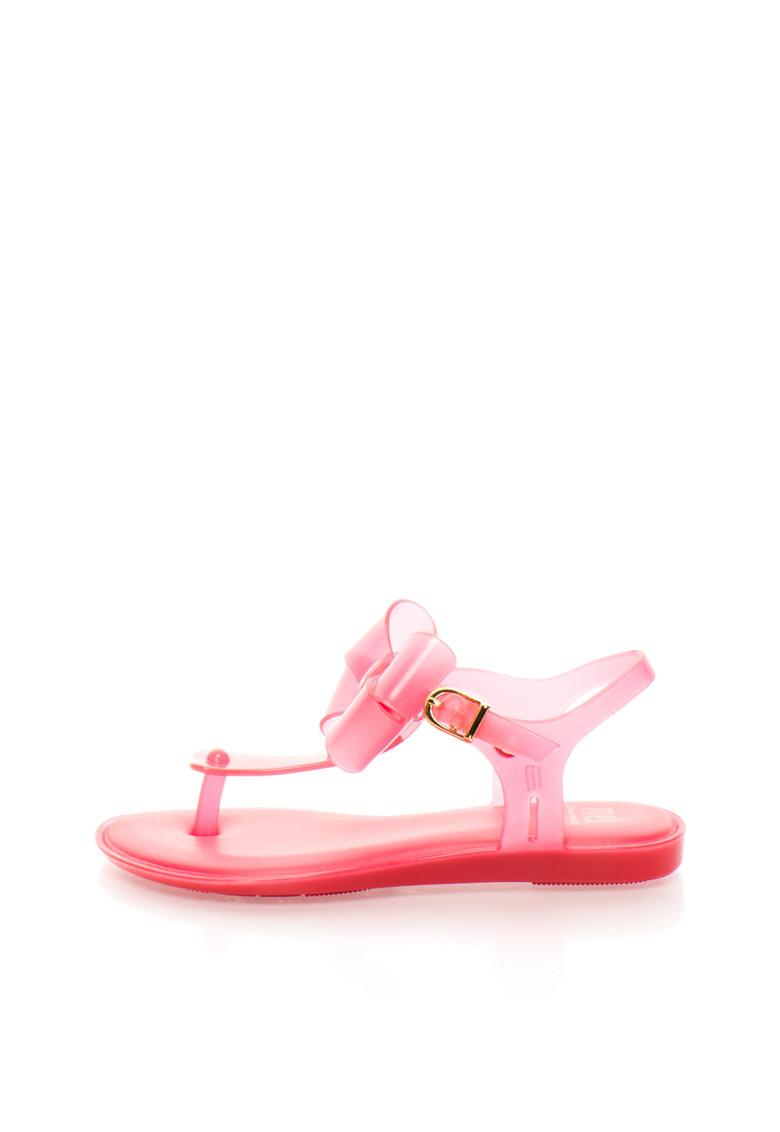 Melissa Sandale roz aprins cauciucate cu funda Solar