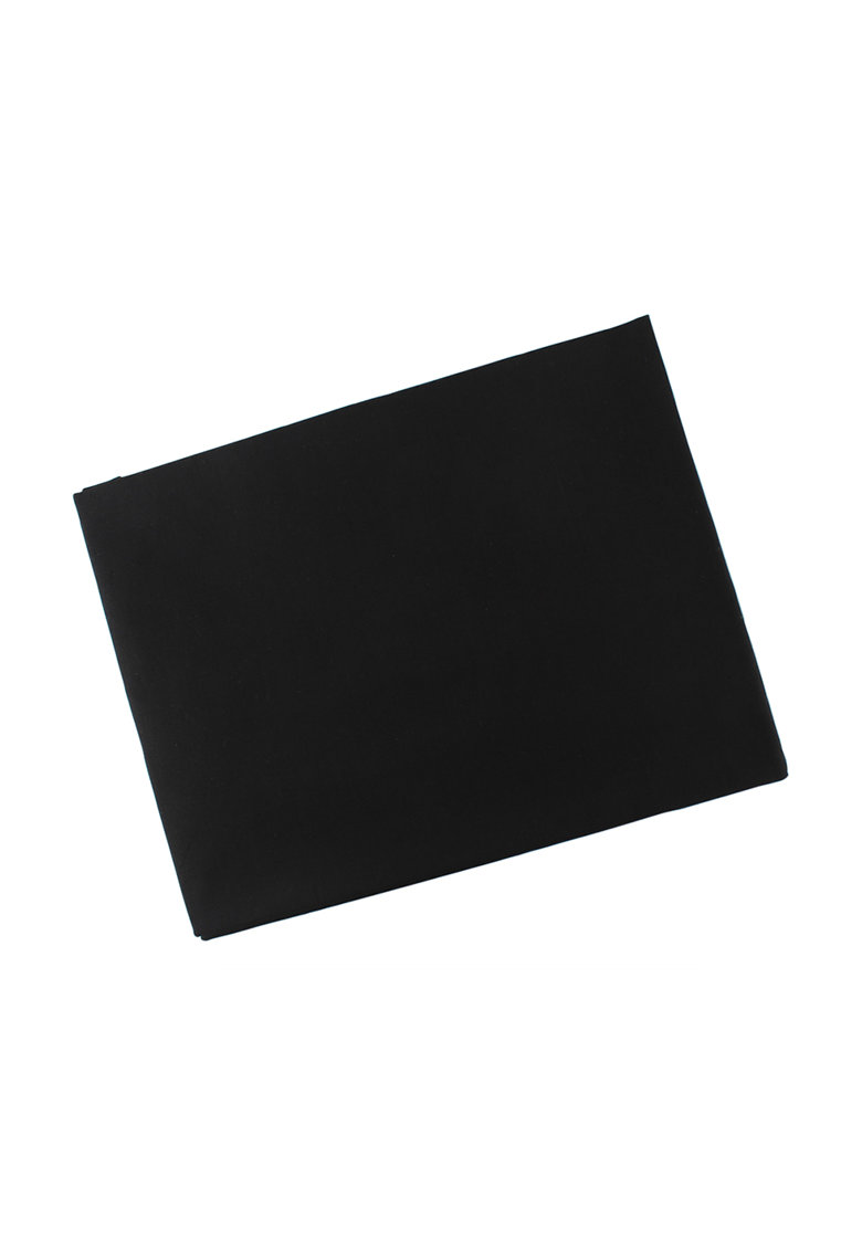 Cearsaf negru cu elastic de la Leunelle