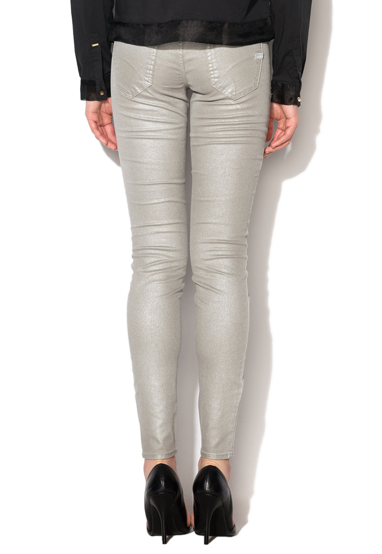 GAS Jeansi skinny argintii Sumatra