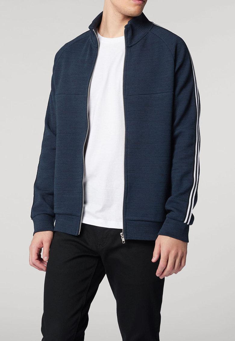 Bluza sport bleumarin cu fermoar de la NEXT – 755086-BLUE