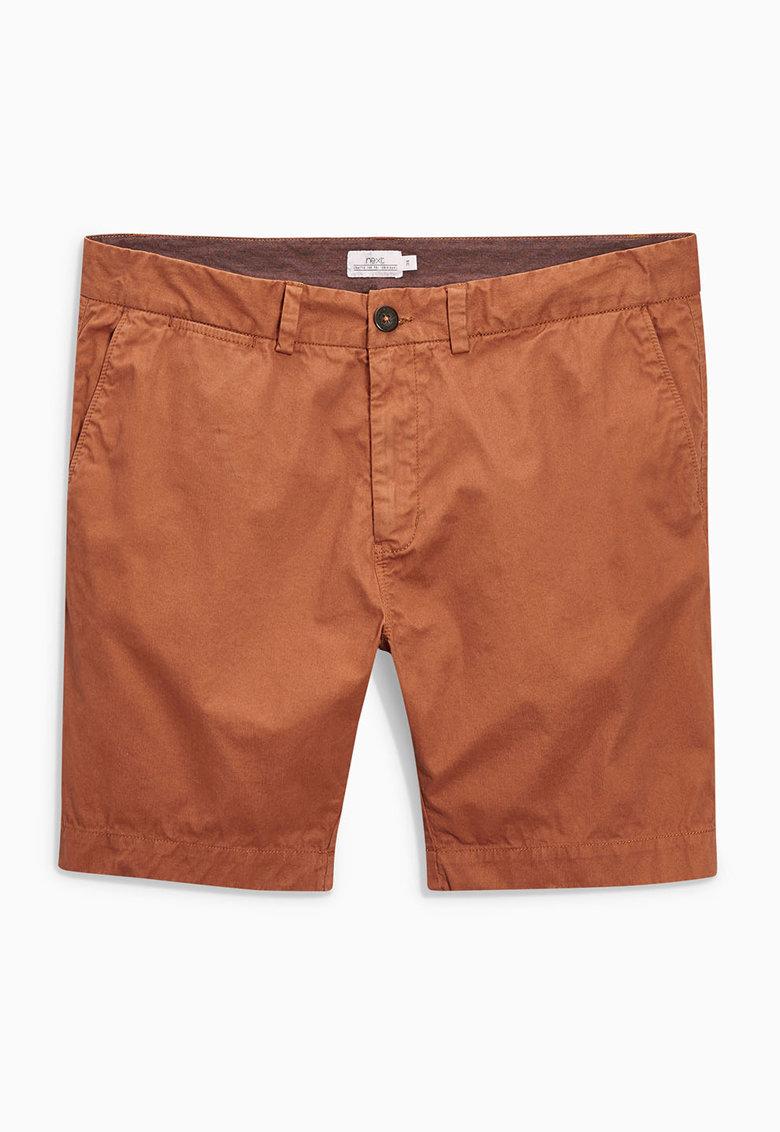 NEXT Pantaloni scurti chino oranj aprins