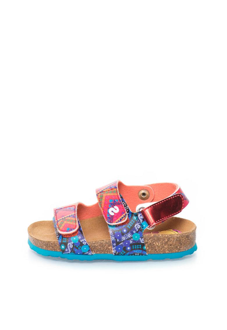 Desigual Sandale multicolore Boho