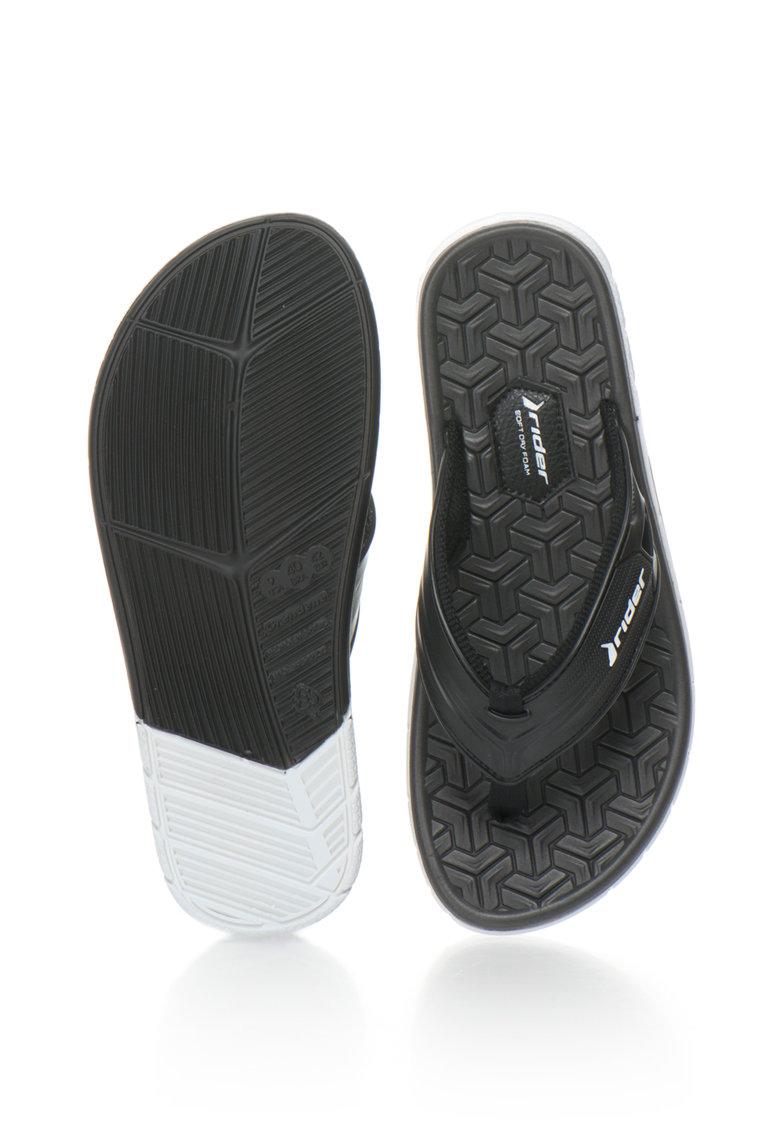 Papuci flip-flop cu talpa interioara de spuma Next