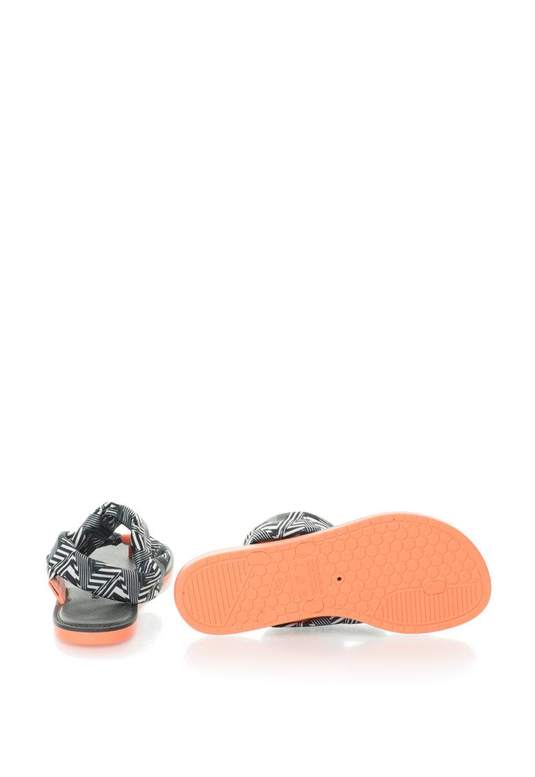 Sandale slingback cu bareta Vibe Zaxy