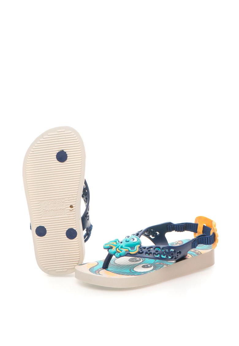 Ipanema Sandale slingback cu breta separatoare de cauciuc My First