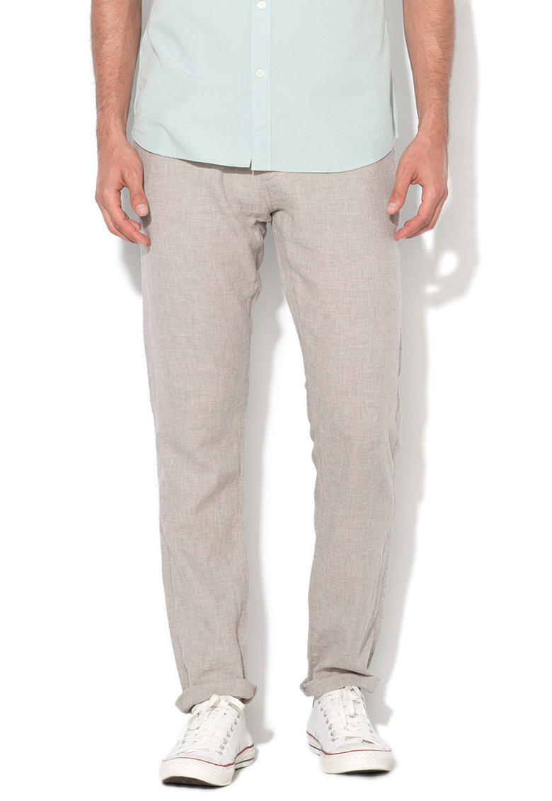 Pantaloni chino regular fit Paris de la Selected Homme