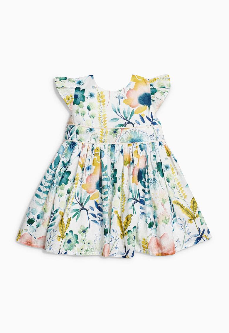 NEXT Set multicolor de rochie – chiloti si bentita