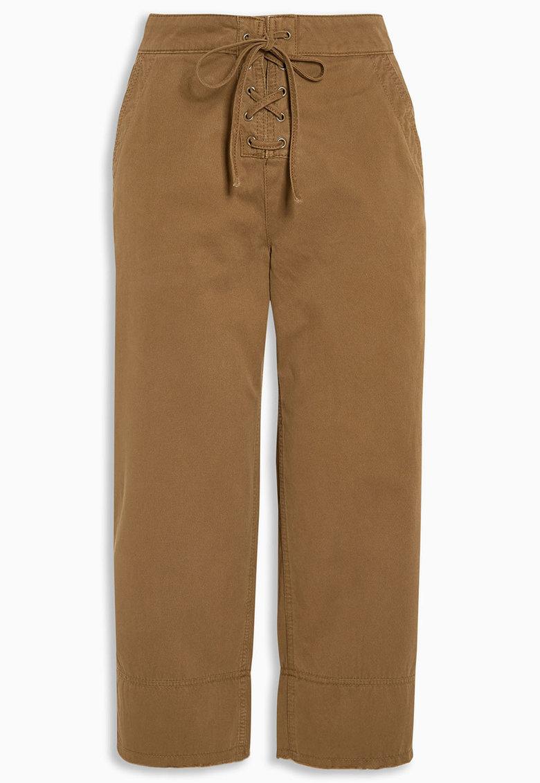 NEXT Pantaloni culotte maro