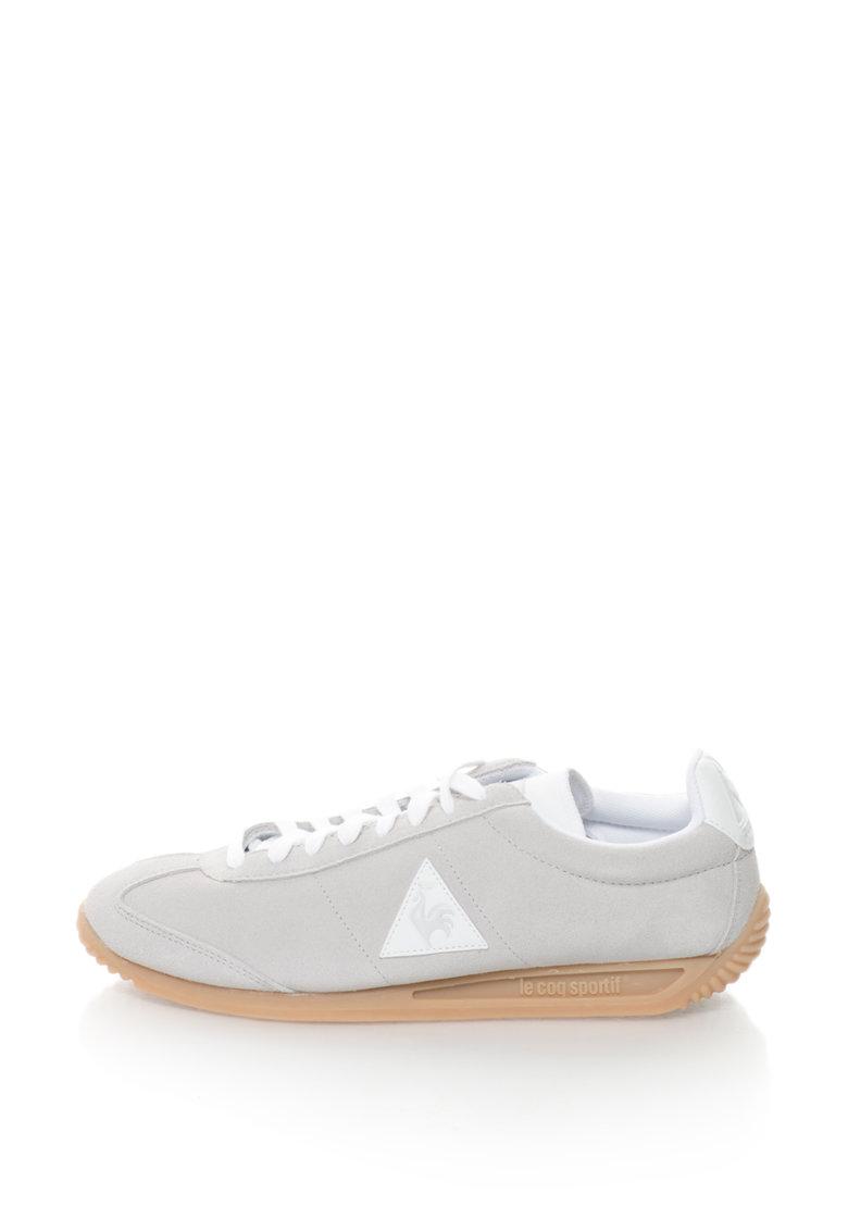 Le Coq Sportif Pantofi sport de piele intoarsa unisex Quartz