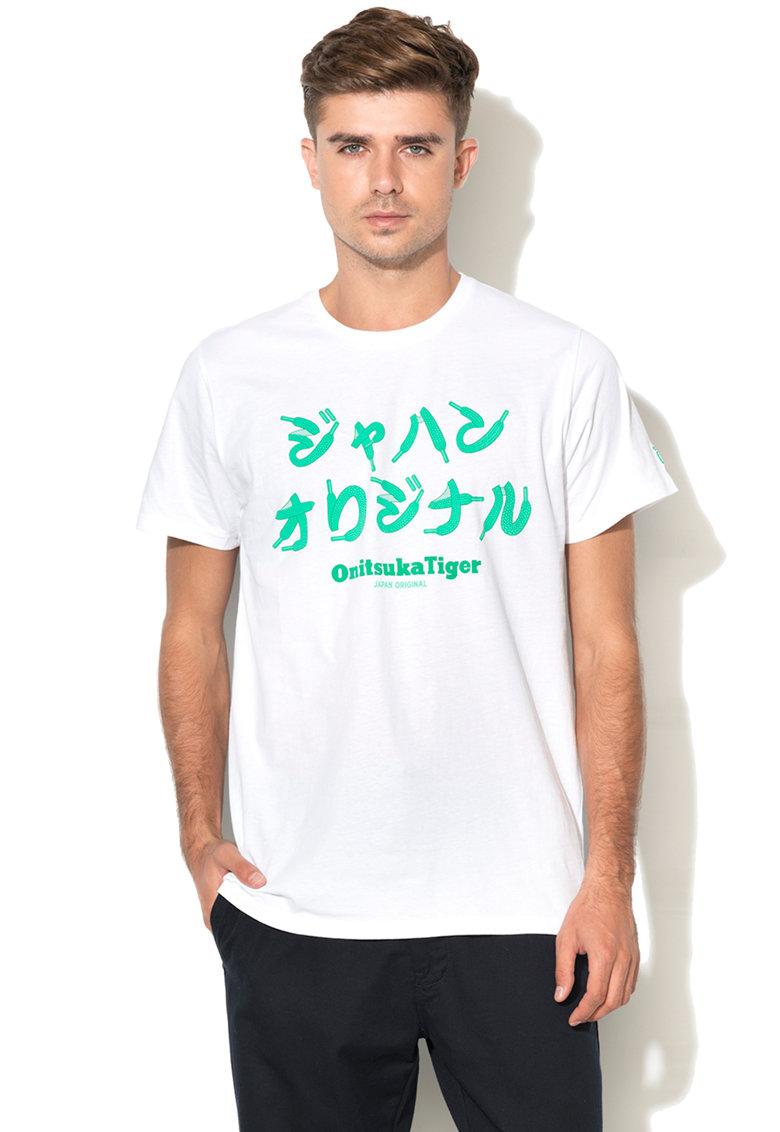 Onitsuka Tiger Tricou cu imprimeu Lace Tee
