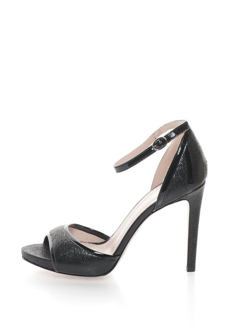Sandale cu toc inalt Gina