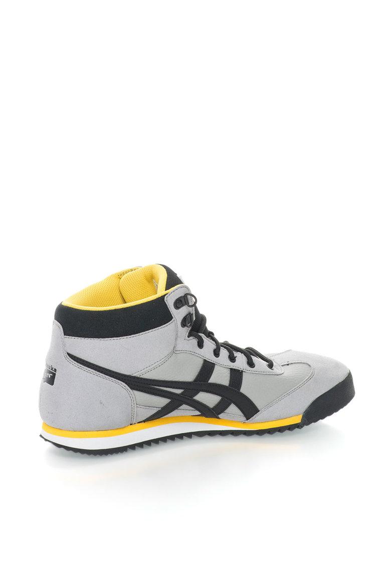Onitsuka Tiger Pantofi sport mid-high de piele sintetica si piele intoarsa sintetica LAWTON