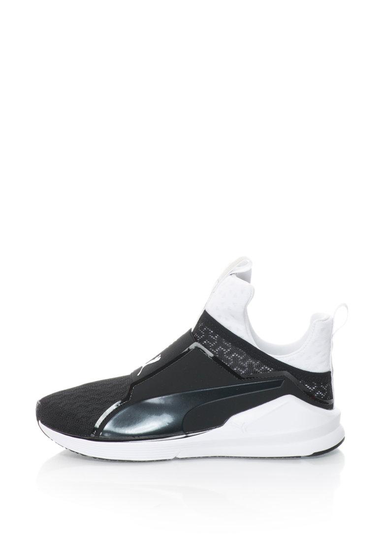 Puma Pantofi sport slip-on de plasa Fierce Eng