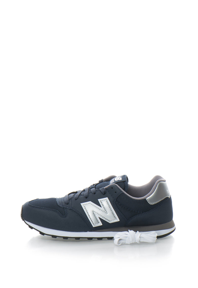 Pantofi sport cu detalii metalice 500 Classic