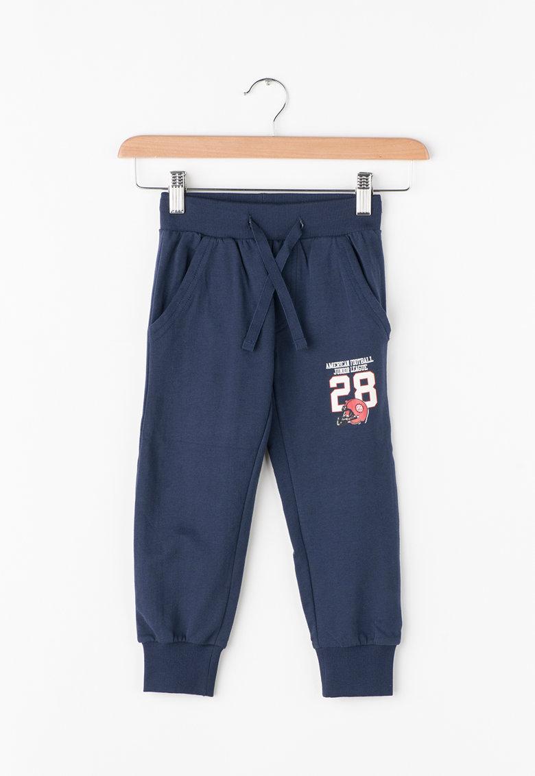 Pantaloni sport cu buzunare oblice