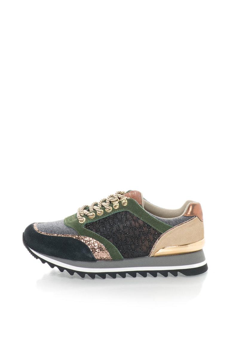 Gioseppo Pantofi sport cu garnituri stralucitoare Lieksa