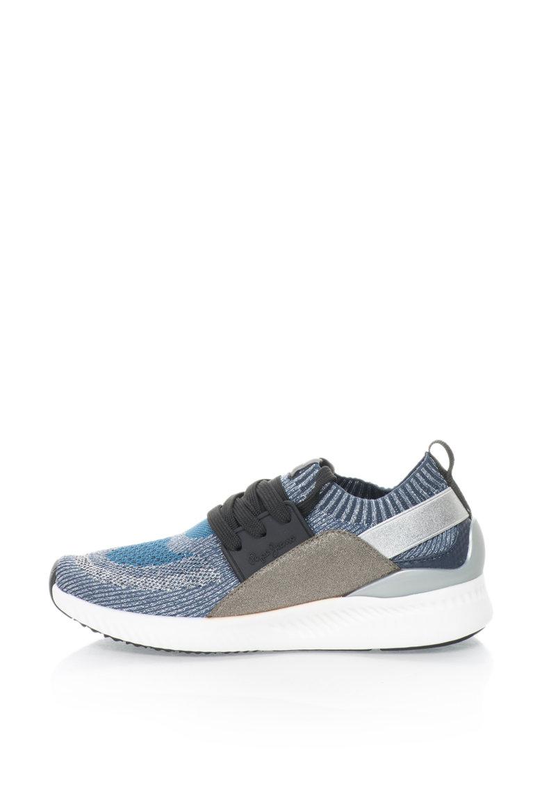 Pepe Jeans Pantofi sport din tricot Sutton