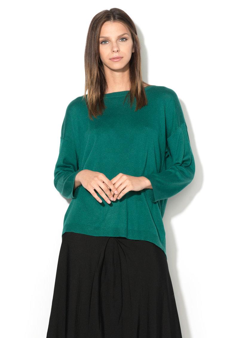 Bluza din jerseu tricotata fin de la United Colors Of Benetton