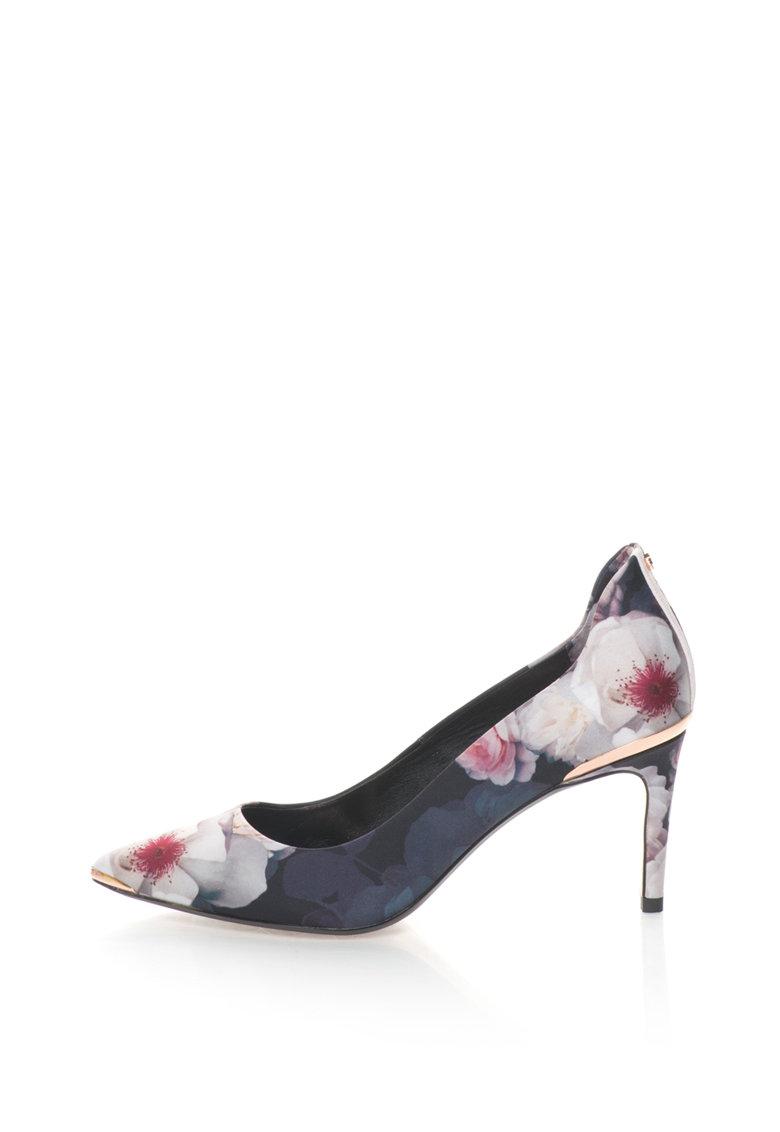 Ted Baker Pantofi clasici cu toc inalt si imprimeu floral Vyixin P