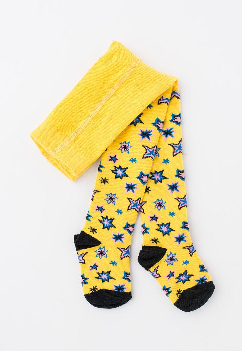 Happy Socks Dres tricotat cu stele Bang Bang