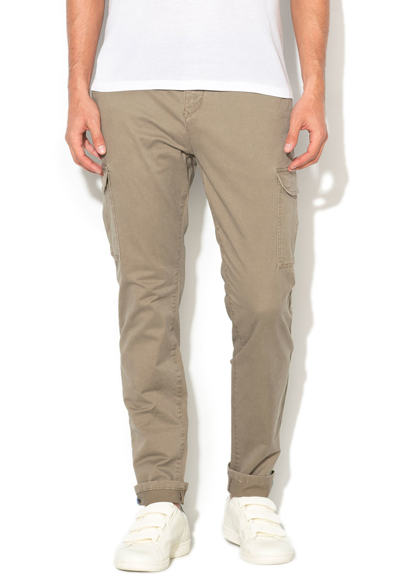 Pantaloni cargo skinny Smart
