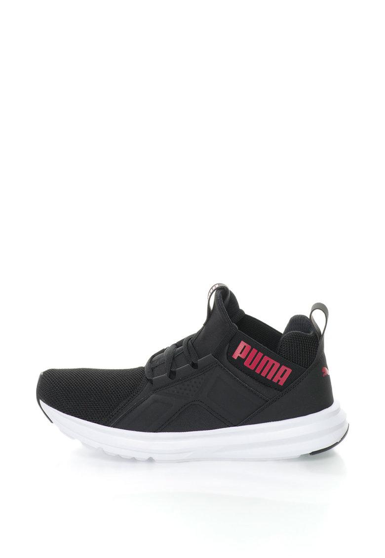 Pantofi sport de plasa Enzo