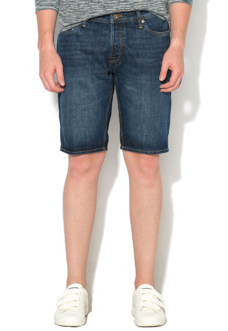 JackJones Pantaloni scurti din denim regular fit Rick