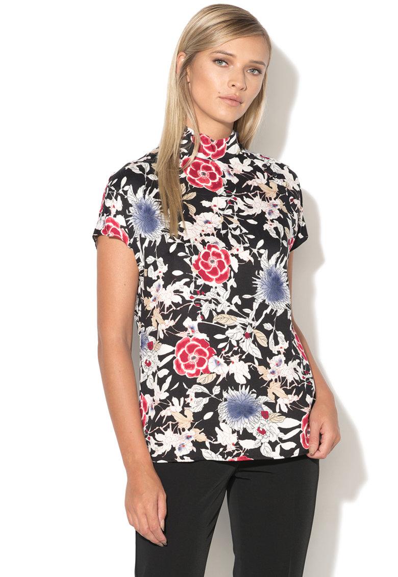 Bluza Cu Imprimeu Floral 2