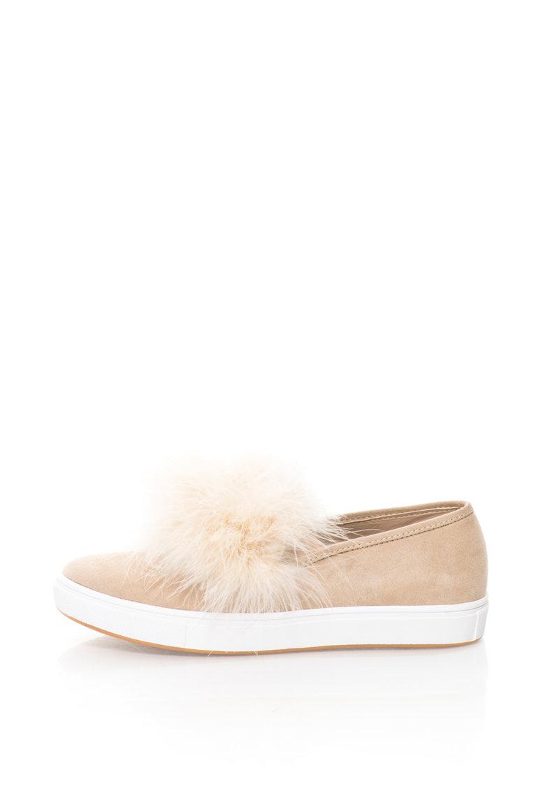 Steve Madden Pantofi sport slip-on cu pene Emily