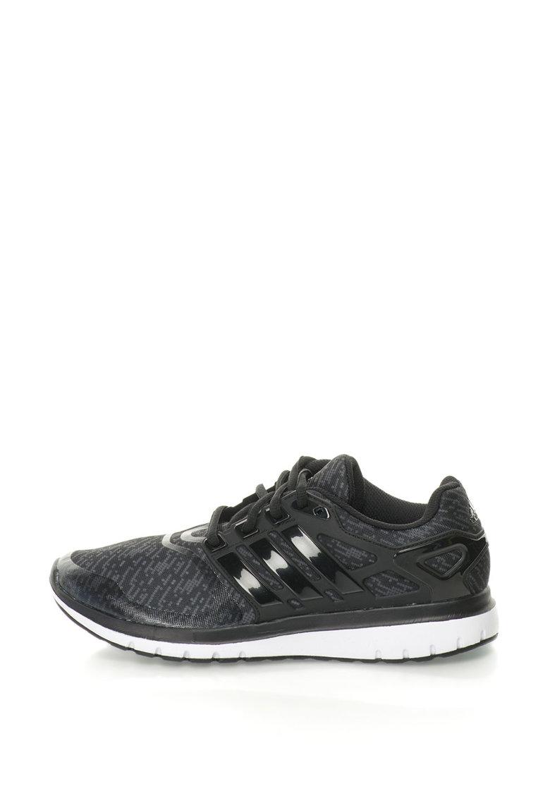 Adidas PERFORMANCE adidas – Pantofi sport de plasa pentru alergare Energy Cloud – Negru