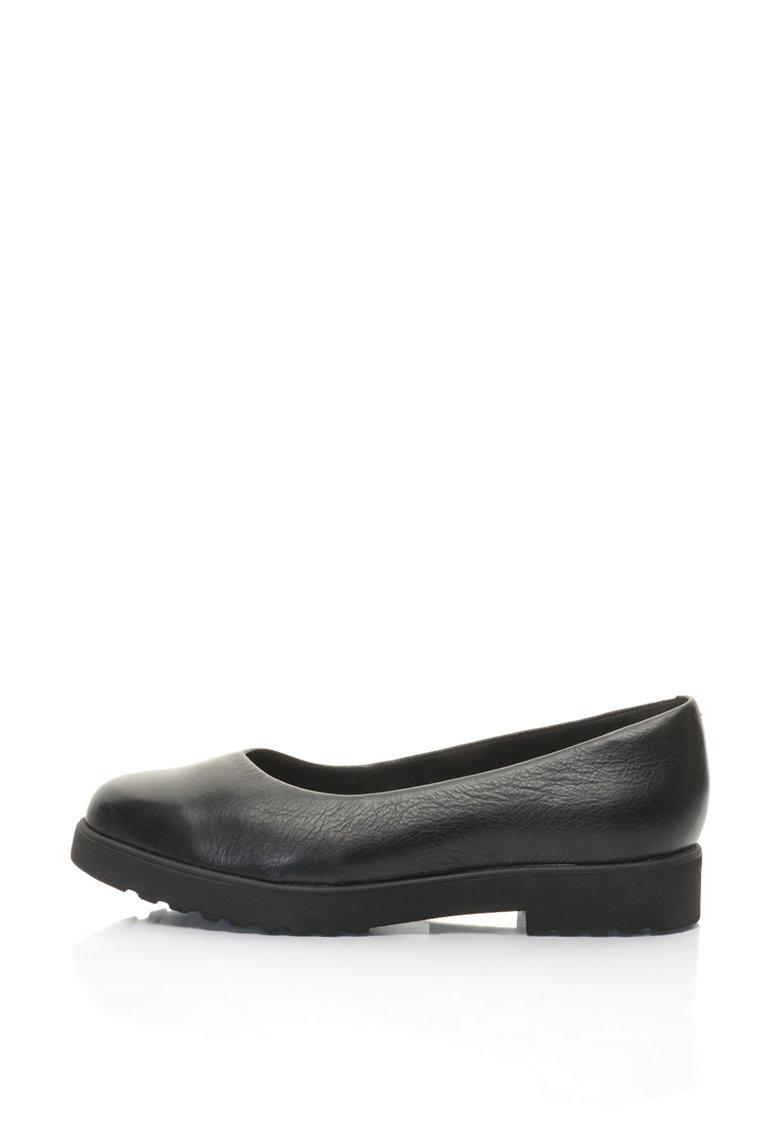 Pantofi de piele Bellevue-Park de la Clarks
