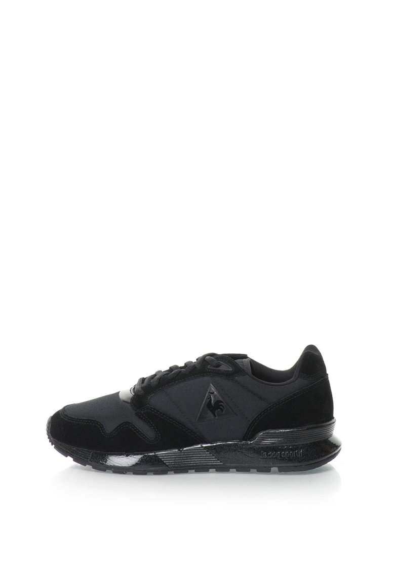 Le Coq Sportif Pantofi sport cu talpa lucioasa Omega