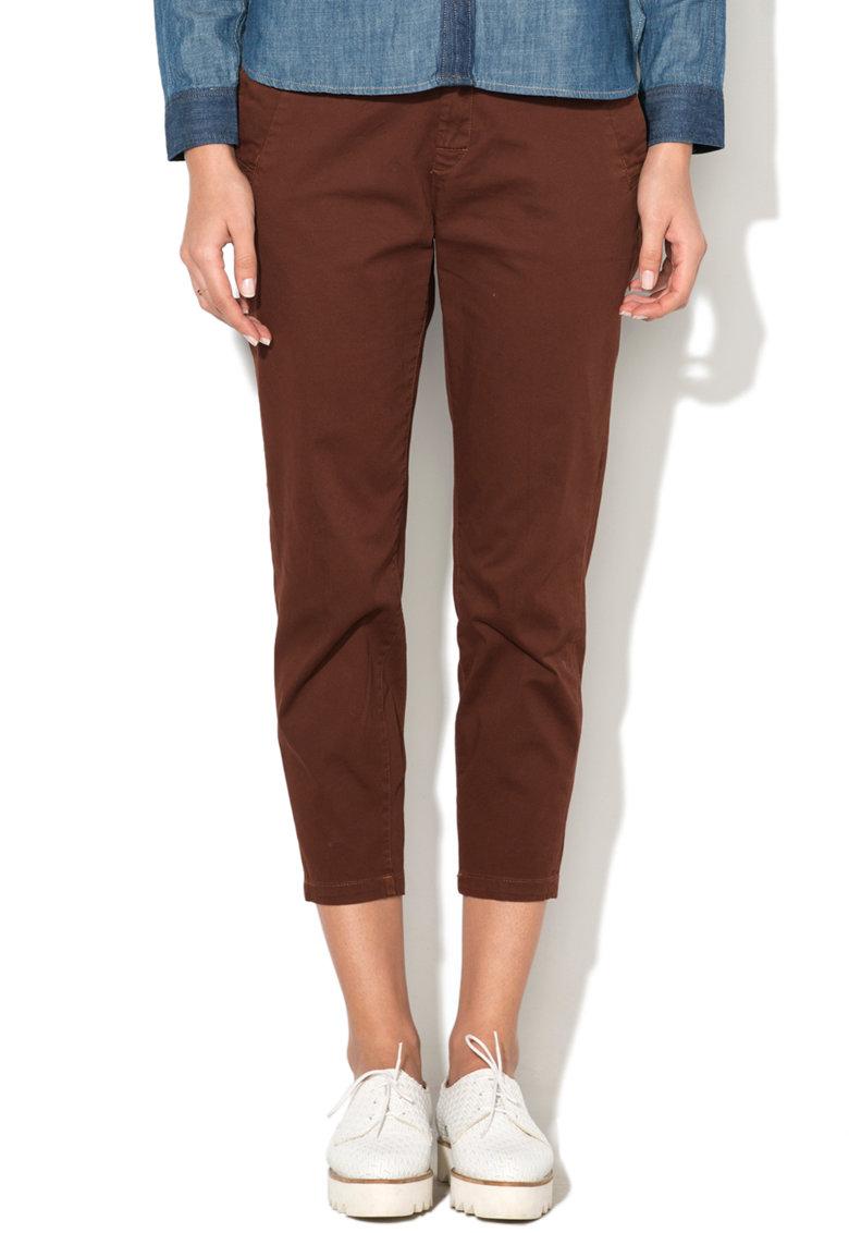 Pantaloni chino cu buzunare oblice Bronson