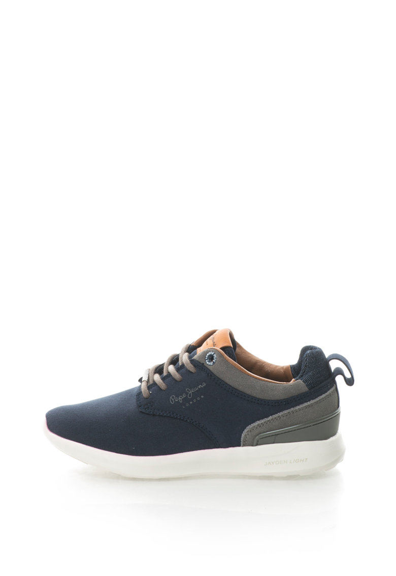 Pantofi sport Jayden de la Pepe Jeans – PBS30323-595